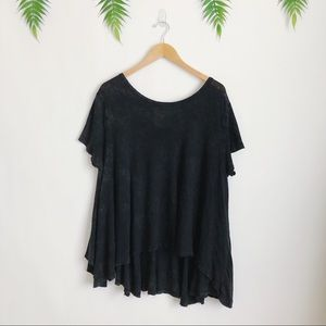 Free People / We the Free • Mineral Washed Top